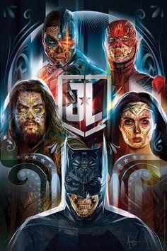 justice-league-poster-posse-team.jpg (549×827)