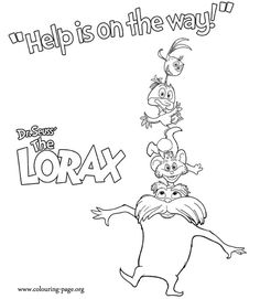 Best Dr Seuss Coloring Pages 78 Have fun coloring these