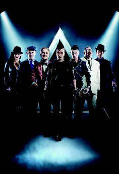 Can't wait to See Kevin & Antonio! Whoop Whoop ! The Illusionists: Witness the Impossible