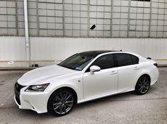 Cool Lexus 2017 - 2014 Lexus GS 350 F Sport White Check more at http://car24.ga/my-desires/lexus-2017-2014-lexus-gs-350-f-sport-white/
