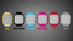 1:Face Watches support global causes