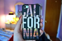 I&Apos;M looking for this california case for ipod touch 6 generation or on Cool Iphone Cases, Cool Cases, Cute Phone Cases, Tumblr Quality, Ipod Touch 6th Generation, Phone Icon, Phone Hacks, Phone Photography, Apple Products