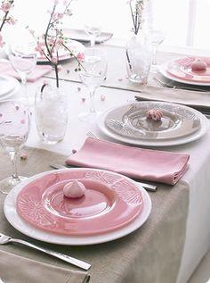 ☆ ☆ de jolies tables