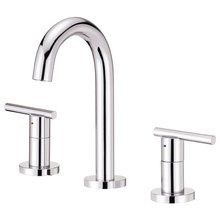 View the Danze D328558 Parma Bathroom Faucet, Widespread with Double Metal Lever Handles at FaucetDirect.com.