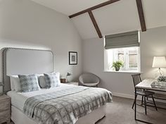Stay in a Superior Room for a little extra room in the Cotswolds. Book one of these stunning and spacious hotel rooms at The Fish Hotel direct online today.