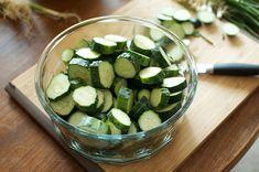 cucumbers in bowl by Marisa | Food in Jars, via Flickr