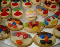 Funny Face Biscuits Recipe