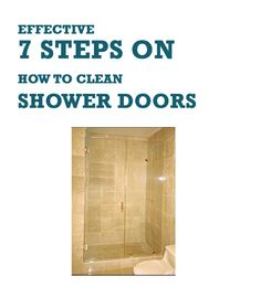 The reason the shower doors are prone to mold and mildew growth is the favorable moist and warm location. Now add into the mix soap scum and hard water min Clean Shower Doors, Soap Scum, Shower Cleaner, Hard Water, Mold And Mildew, Cleaning, Home Cleaning