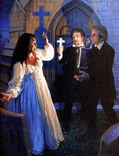 Dracula - art by Greg Hildebrandt Horror Films, Horror Art, Horror Stories, Pulp Fiction Art, Science Fiction, 70s Sci Fi Art, Beautiful Dark Art, Count Dracula, Terry Pratchett