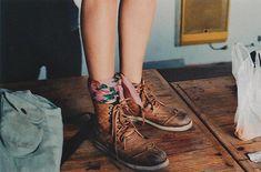 love the socks.