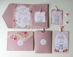 Flower Invitation, Invitation Card Design, Wedding Invitation Cards, Wedding Cards, Masquerade Party, Wedding Planner, Balloons, Bride, 15 Years