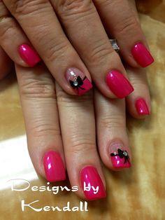 Nail art. Nail designs.
