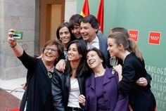 Ignacio González preside el acto con el que la Comunidad de Madrid celebra el Día Internacional de la Mujer