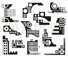 urban design elements, vinyl-ready, ornaments, ornamental art, decorative vector images, vector cliparts, cuttable graphics