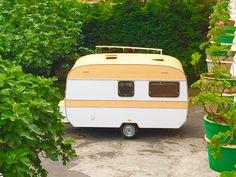 Anjana la caravana, caravana vintage para bodas y eventos en Cantabria