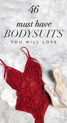 46 Must Have Bodysuits You Will Love