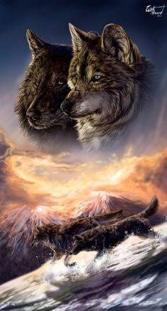 One step by WolfRoad.deviantart.com on @deviantART