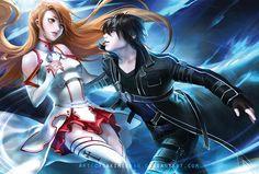 Sword Art online by sakimichan on DeviantArt