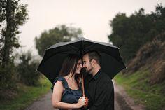rainy day engagement inspiration