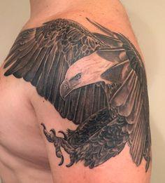 Eagle Tattoo Eagle Pose, Eagle Tattoos, Tattoo Graphic, Tatting, Tattoo Ideas, Dreadlocks, Poses, Hair Styles, Beauty