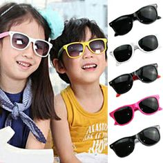 8d32d4f5c7a Free Shipping Fashion Sunglasses Children black sunglasses anti-uv baby  hair accessory sun-shading glasses  3.99