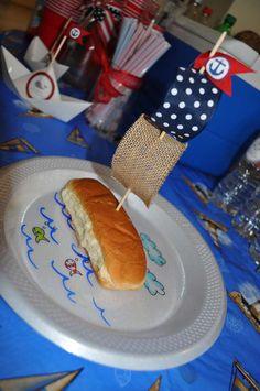 Alessandro's Nautical Bday Party! | CatchMyParty.com
