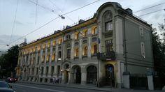 Доходный дом А.И.Кекушевой, Ostozhenka Street 19, Moscow