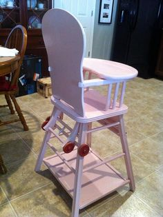 This highchair is amazing!