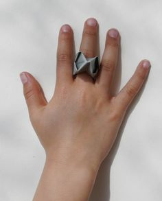 Origami DIY Ring #yoyomom