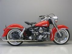 1961 Harley Davidson panhead duo-glide-My first Harley was this one in purple and white full dresser. Wish i still had it!!!