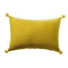 European Collection Saffron Cyprus Cushion
