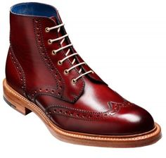 Country style. The Butcher from Barker shoes Ltd