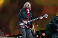 Photos of Tom Petty throughout the years.