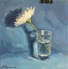 Flower still life by Anastasia Zimina