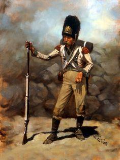 Dutch Grenadier 6th Line Inf. 1810