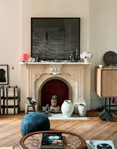 Brooklyn Interiors: The bohemian home of designer Mona Kowalska - Photo: Matthew Williams