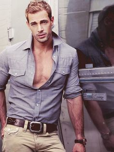 49. Meet this beautiful Man! William Levy ;)