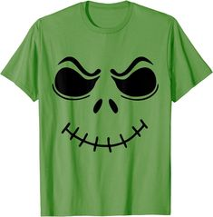 Scary Spooky Ghost Halloween Shirt. Makes a great fast and easy Halloween costume for the entire family. Adult and youth sizes.