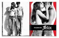 los jeans de felix