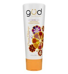 Gud Natural Orange Petalooza Softening Conditioner, 12 fz (Pack of 3) * This is an Amazon Affiliate link. Read more at the image link.