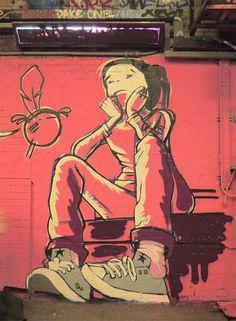 Fierce Femme, el mural más grande del mundo - Cultura Colectiva - Cultura Colectiva