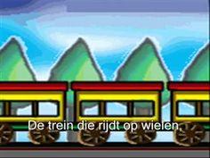 de trein die rijdt op wielen.wmv - YouTube