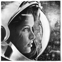 Realistic Astronaut Art | Courage by Thubakabra on DeviantArt