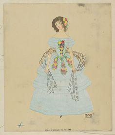 Fashion (Mode), Artist: Mela Koehler (Austrian, Vienna 1885–1960 Stockholm) Publisher: Published by Wiener Werkstätte Date: 1911