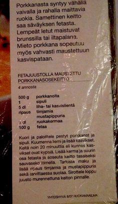 paras porkkanakeitto <3