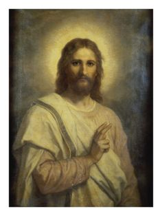 The Lord's Image  Heinrich Hofmann