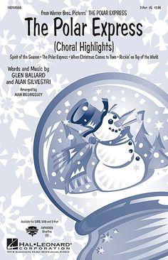The Polar Express (Choral Highlights)