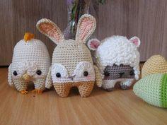 #Easter #amigurumi m