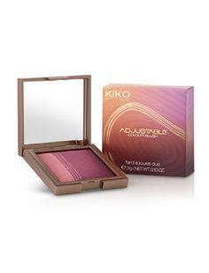 Colorete 04 tono morado de Kiko Cosmetics..  + Info.  http://www.deli-cious.es/index.php/colorete/139-adjustable-colour-blush-kiko-colorete
