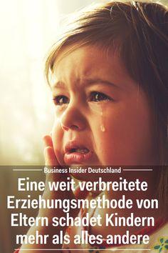 Es gibt eine Erziehungsweise, die sehr weit verbreitet ist. Und nur wenige Eltern wissen, was sie ihrem Kind damit antun. Artikel: BI Deutschland Foto: Shutterstock/BI